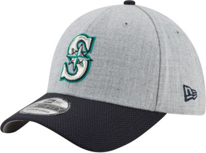 the best attitude 4e11a d82c0 New Era Men s Seattle Mariners 39Thirty Change Up Redux Stretch Fit Hat