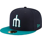 New Era Men's Seattle Mariners 59Fifty PROLIGHT Batting Practice Fitted Hat