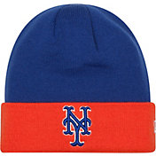 New Era Men's New York Mets Knit Hat