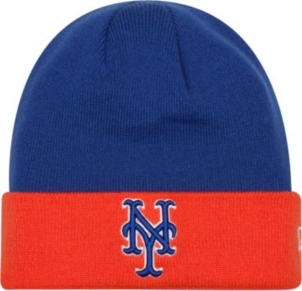 info for 75eec 74800 New Era Men  39 s New York Mets Knit Hat