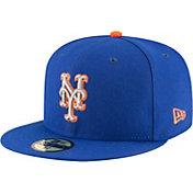 New Era Men's New York Mets 59Fifty Alternate 2 Royal Authentic Hat