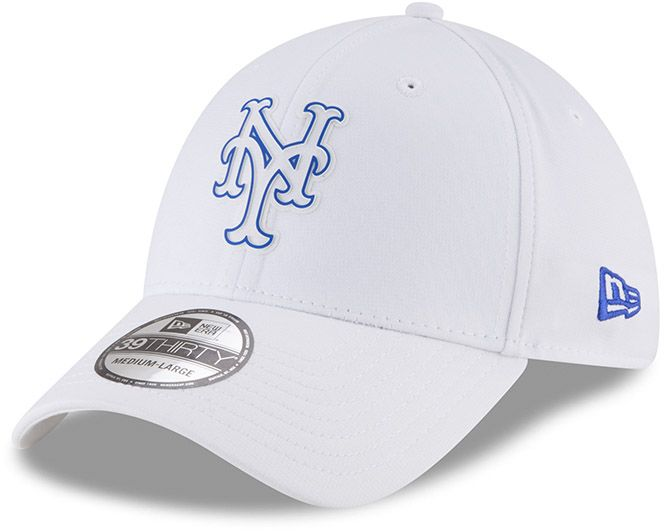 the latest 13c31 0dbeb where to buy new era mens new york mets 39thirty clubhouse stretch fit hat  e6c4d fbb1d