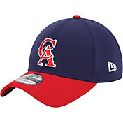 New Era Men's Los Angeles Angels 39Thirty Classic Navy Stretch Fit Hat