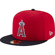 New Era Men's Los Angeles Angels 59Fifty PROLIGHT Batting Practice Fitted Hat