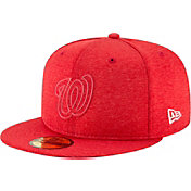 New Era Men's Washington Nationals 59Fifty Clubhouse Fitted Hat
