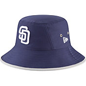 New Era Men's San Diego Padres Hex Team Bucket Hat