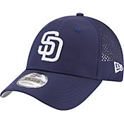New Era Men's San Diego Padres 9Forty Perf Pivot Adjustable Hat