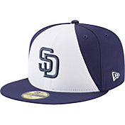 New Era Men's San Diego Padres 59Fifty PROLIGHT Batting Practice Fitted Hat