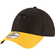 New Era Men's Pittsburgh Pirates 39Thirty Tone Tech Stretch Fit Hat