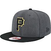 New Era Men's Pittsburgh Pirates 9Fifty Grey Adjustable Hat