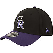 New Era Youth Colorado Rockies 39Thirty Stretch Fit Hat