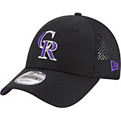 New Era Men's Colorado Rockies 9Forty Perf Pivot Adjustable Hat