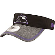 New Era Men's Colorado Rockies Tinted Trim Adjustable Visor