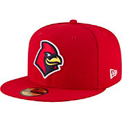 New Era Men's Memphis Redbirds 59Fifty Red Authentic Hat