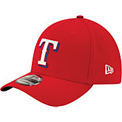 New Era Youth Texas Rangers 39Thirty Stretch Fit Hat