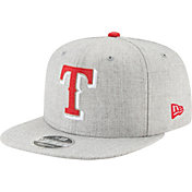 New Era Men's Texas Rangers 9Fifty Hype Snap Adjustable Hat