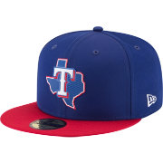 New Era Men's Texas Rangers 59Fifty PROLIGHT Batting Practice Fitted Hat