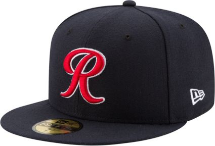 e131645fce8 New Era Men s Tacoma Rainiers 59Fifty Navy Authentic Hat