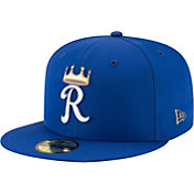New Era Men's Kansas City Royals 59Fifty PROLIGHT Batting Practice Fitted Hat