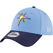 New Era Men's Tampa Bay Rays 39Thirty PROLIGHT Batting Practice Stretch Fit Hat