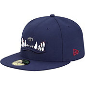 New Era Men's Mahoning Valley Scrappers 59Fifty Navy Authentic Hat