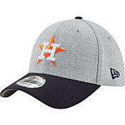 New Era Men's Houston Astros 39Thirty Change Up Redux Grey Stretch Fit Hat