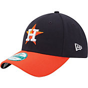 New Era Men's Houston Astros 9Forty Navy Adjustable Hat