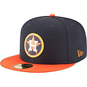 New Era Men's Houston Astros 59Fifty PROLIGHT Batting Practice Fitted Hat