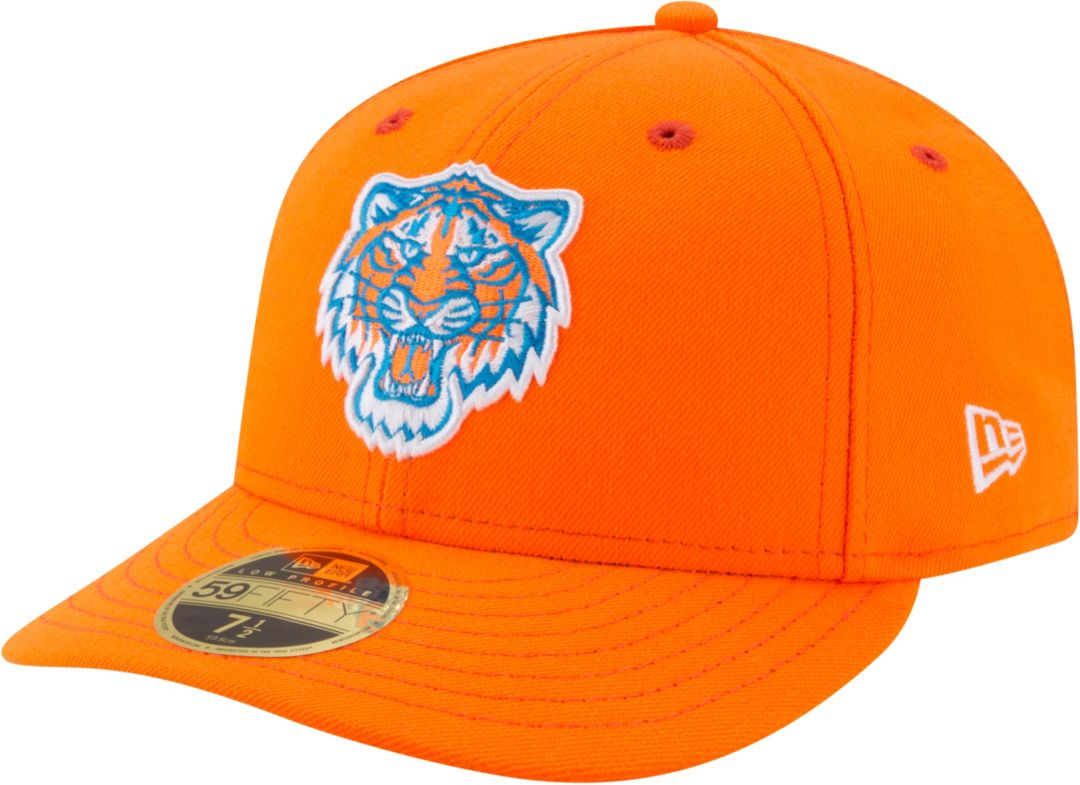 new products 6af93 28dc4 New Era Men s Detroit Tigers 59Fifty MLB Players Weekend Low Crown  Authentic Hat 1