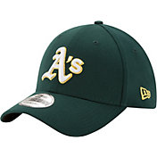 New Era Youth Oakland Athletics 39Thirty Stretch Fit Hat