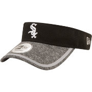 New Era Men's Chicago White Sox Tinted Trim Adjustable Visor