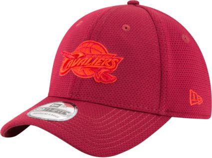 828c0324 New Era Men's Cleveland Cavaliers 39Thirty Tone Tech Stretch Fit Hat ...