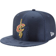 New Era Men's Cleveland Cavaliers On-Court 59Fifty Fitted Hat