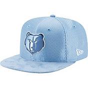 New Era Men's Memphis Grizzlies 9Fifty Adjustable Snapback Hat
