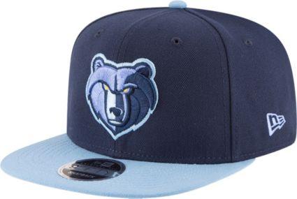 New Era Men s Memphis Grizzlies 9Fifty Adjustable Snapback Hat ... cc3d59318d1