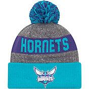 New Era Men's Charlotte Hornets Knit Hat