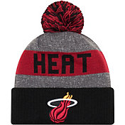 New Era Men's Miami Heat Knit Hat