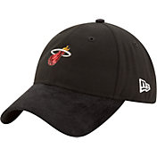 New Era Men's Miami Heat On-Court 9Twenty Adjustable Hat