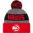 New Era Men's Atlanta Hawks Knit Hat