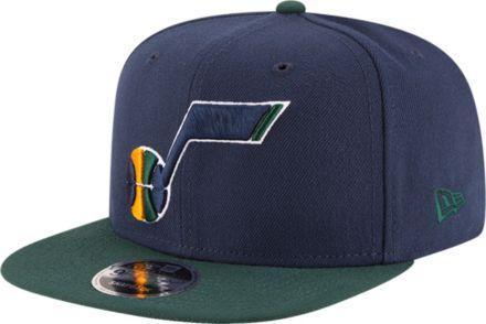wholesale dealer 1848e 50674 New Era Men  39 s Utah Jazz 9Fifty Adjustable Snapback Hat