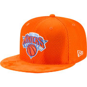 New Era Men's New York Knicks On-Court 59Fifty Fitted Hat