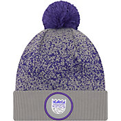 New Era Men's Sacramento Kings On-Court Knit Hat