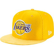 New Era Men's Los Angeles Lakers On-Court 59Fifty Fitted Hat