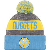 New Era Men's Denver Nuggets Knit Hat