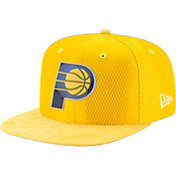 New Era Men's Indiana Pacers 9Fifty Adjustable Snapback Hat