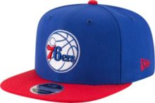new arrival 0bd49 cc73a New Era Men s Philadelphia 76ers 9Fifty Adjustable .