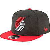 New Era Men's Portland Trail Blazers 9Fifty Adjustable Snapback Hat