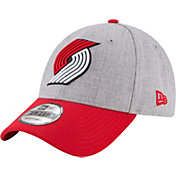 New Era Men's Portland Trail Blazers 9Forty Adjustable Hat