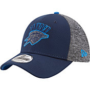 New Era Men's Oklahoma City Thunder 39Thirty Fierce Stretch Fit Hat