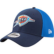 New Era Men's Oklahoma City Thunder On-Court 39Thirty Stretch Fit Hat